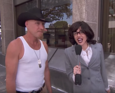 miley cyrus goes undercover for jimmy kimmel