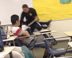 police-officer-throwing-high-school-student