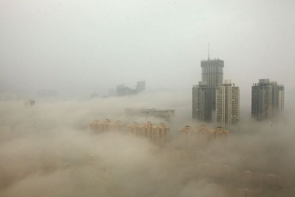 Beijing's smog problem is no longer avoidable.