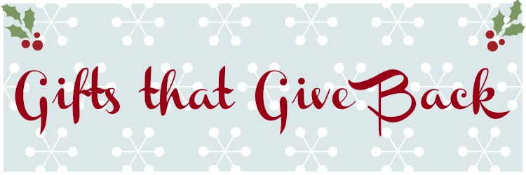 Christmas Gifts That Give to Charity - PopLyft