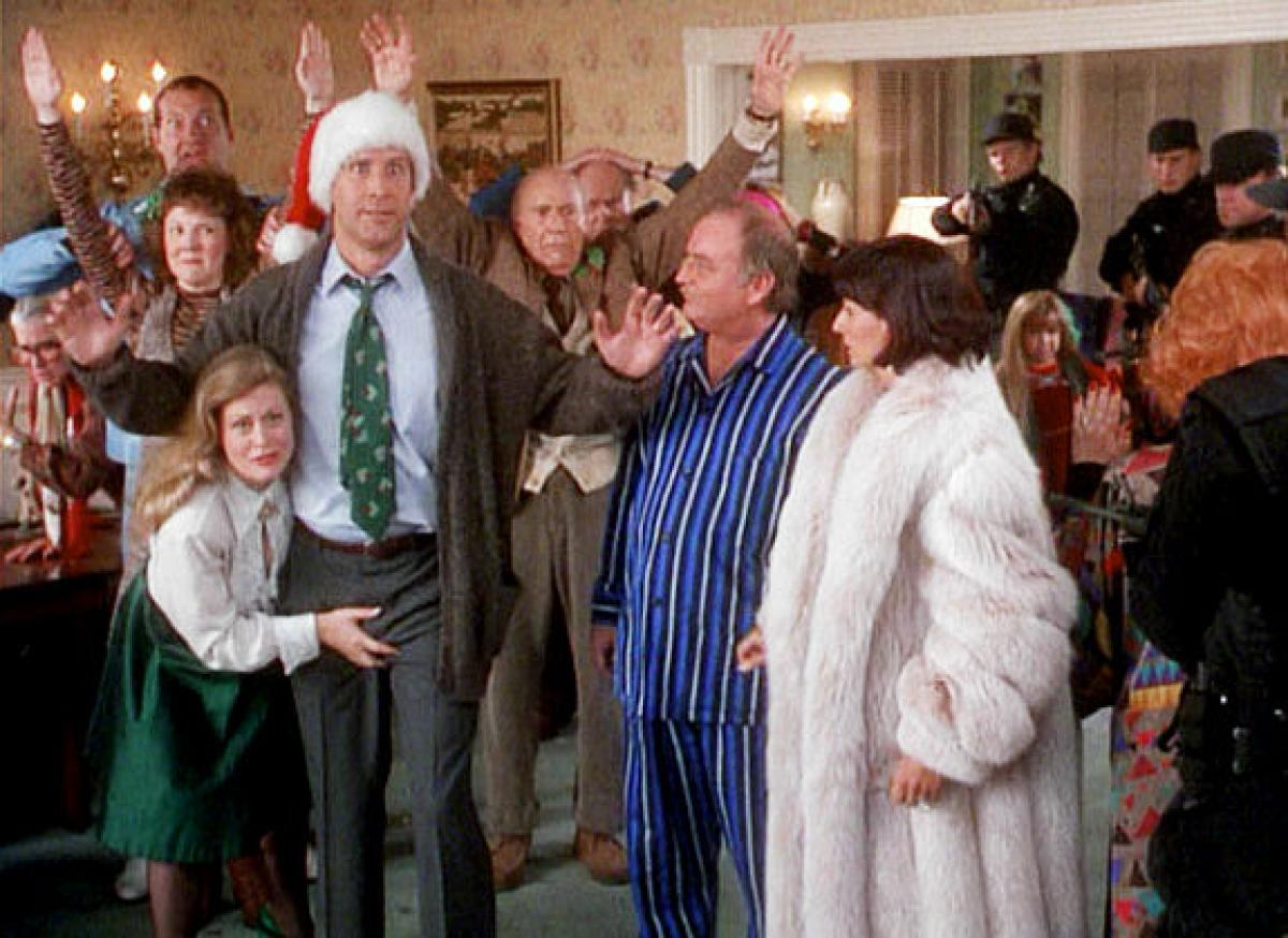 national lampoons christmas vacation is one of the most beloved holiday movies of all time and it only gets better every year - National Lampoon Christmas Vacation