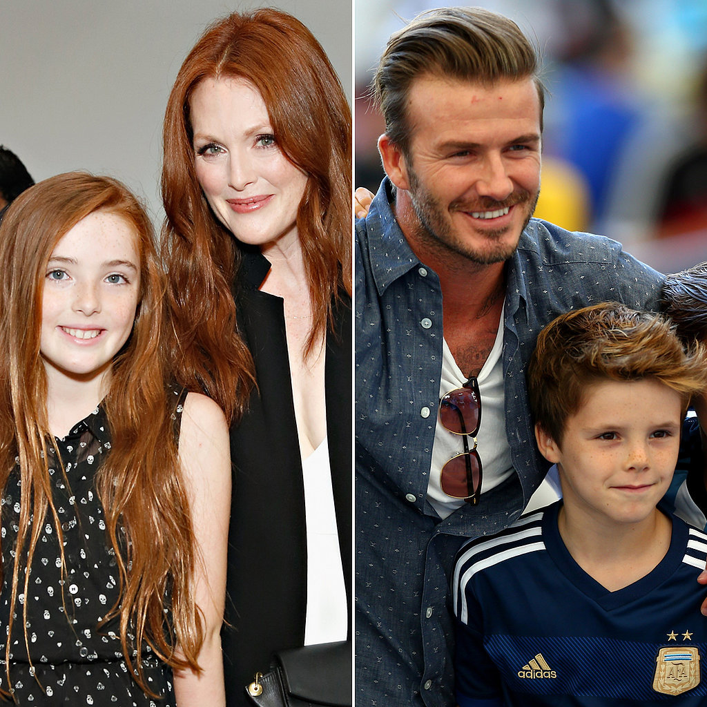 Celebrity kids who look just like their famous relatives ...