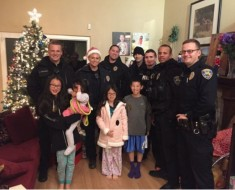 Fremont Cops Replace stolen presents and Feature Pic