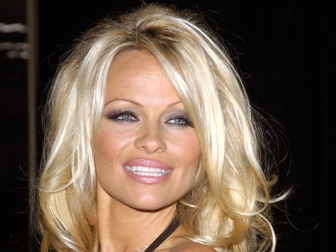 pamela anderson animal hottie poplyft. Black Bedroom Furniture Sets. Home Design Ideas