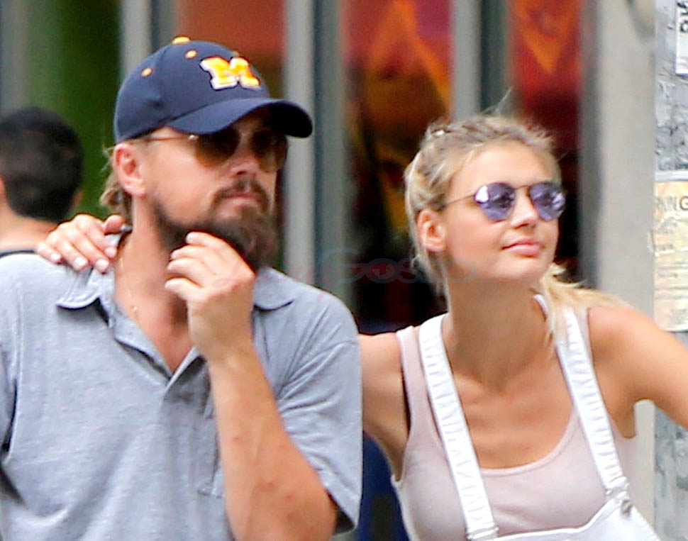 Leonardo dicaprio dating who 2015