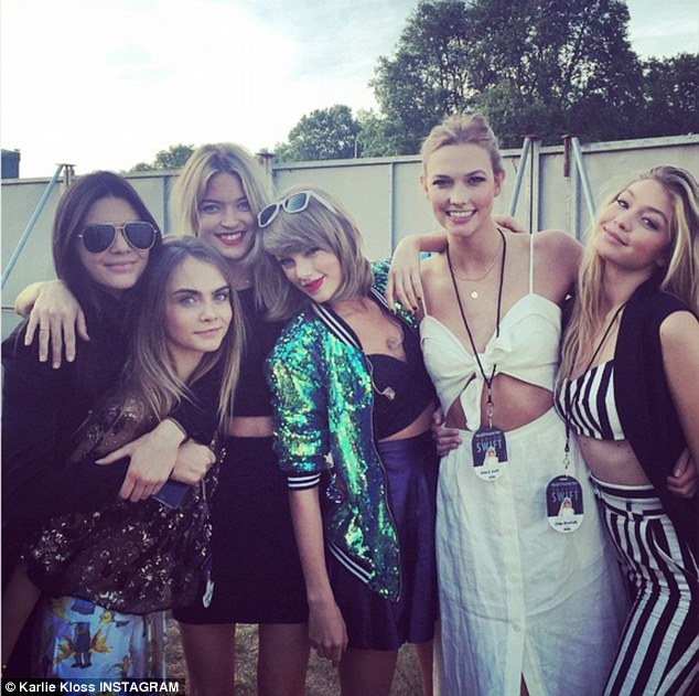 Taylor Swift Girl Squad