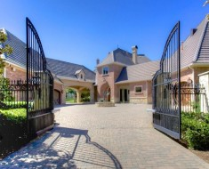 TX mansion