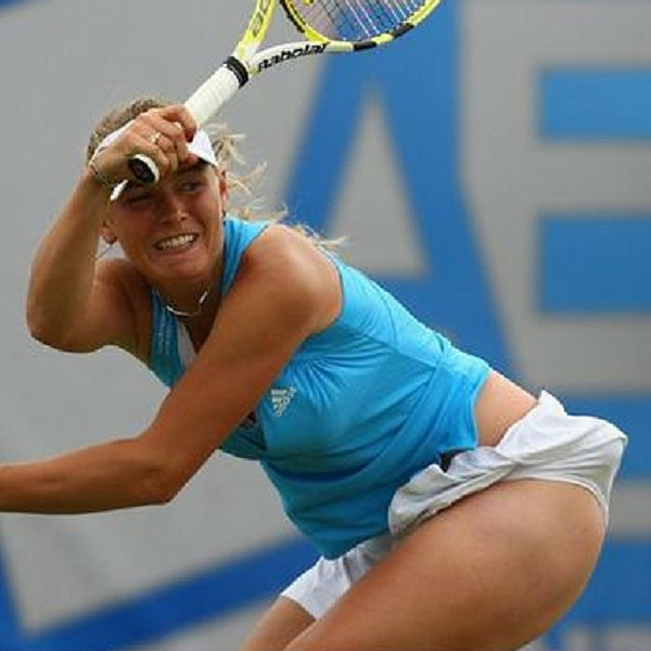Tennis Wardrobe Malfunction Pics: Tennis Bloopers And Lowlights Caught On Camera