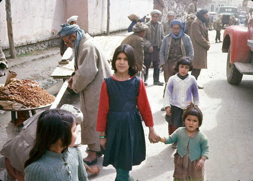 Life In Afghanistan Before the Taliban