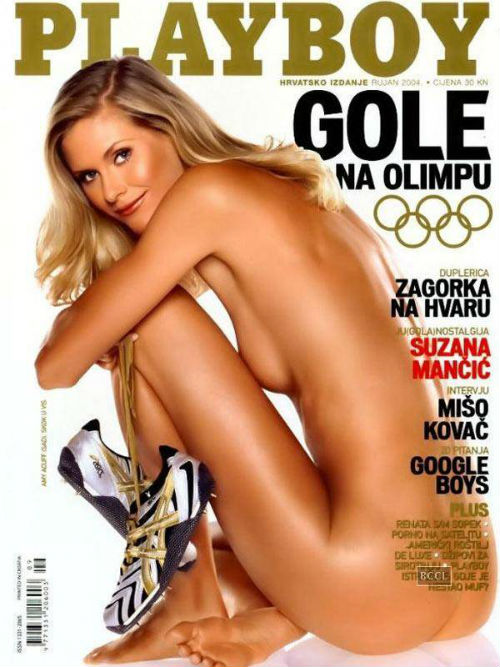 playboy woman of the olympics
