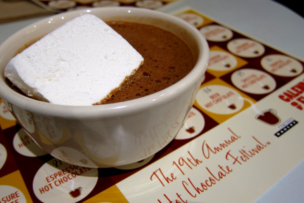 The Best Of Hot Chocolate Month At City Bakery!