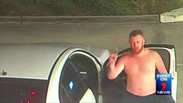 Aussies Witness Robbery, Steal Keys From Getaway Car
