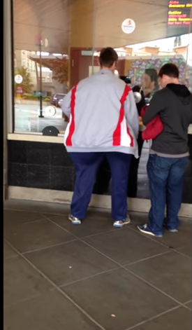 Two Guys Dress as One to Get a Free Movie Ticket and They're Hilarious