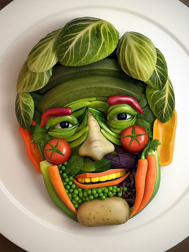 Unreal Food Art Will Leave You Breathless