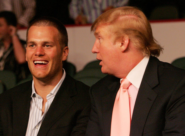 Brady recently returned to the field for the New England Patriots following a four-game suspension. He counts Trump among his friends and said he voted for the Republican candidate.