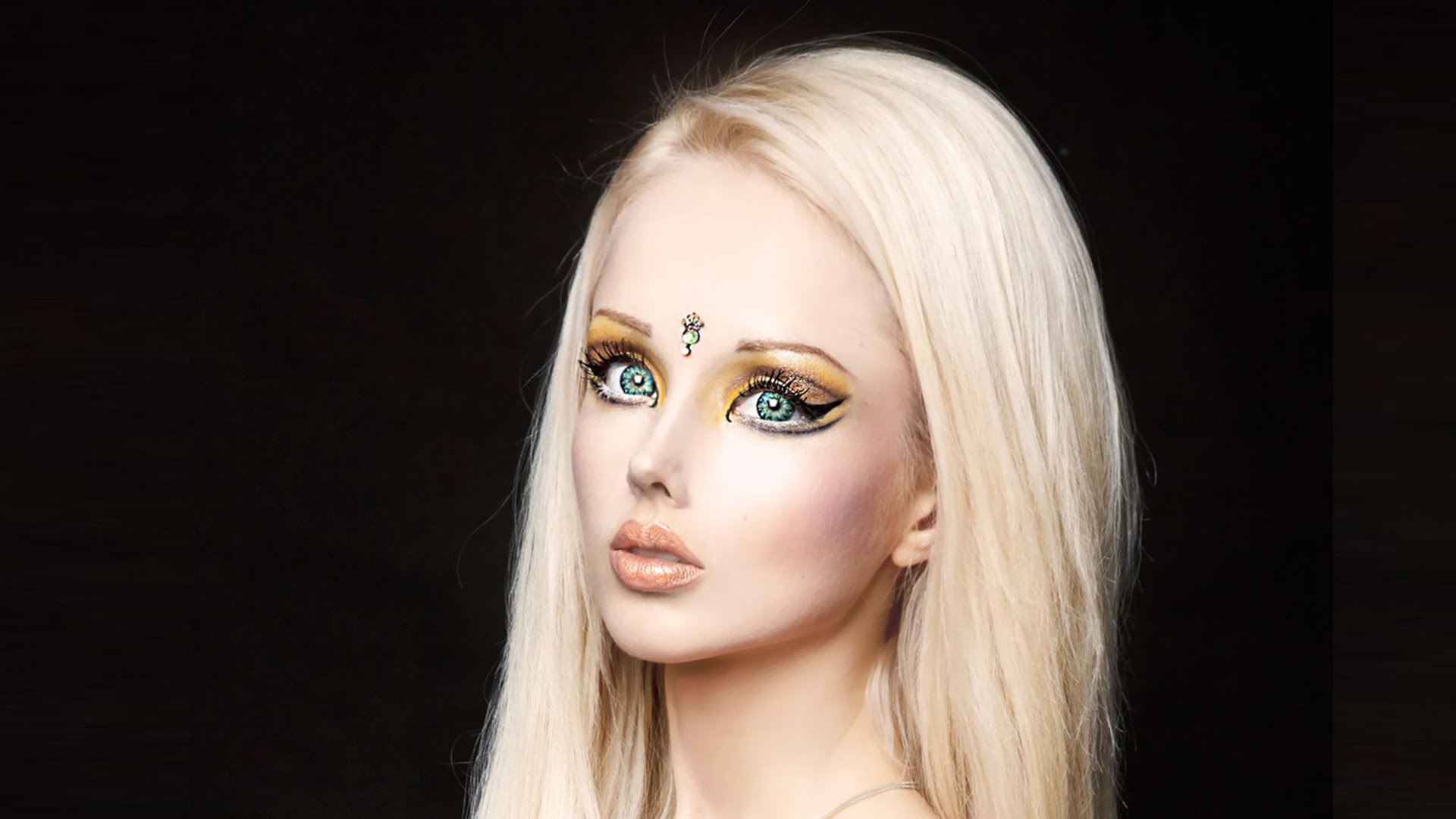 Valeriya Lukyanova – The Human Barbie