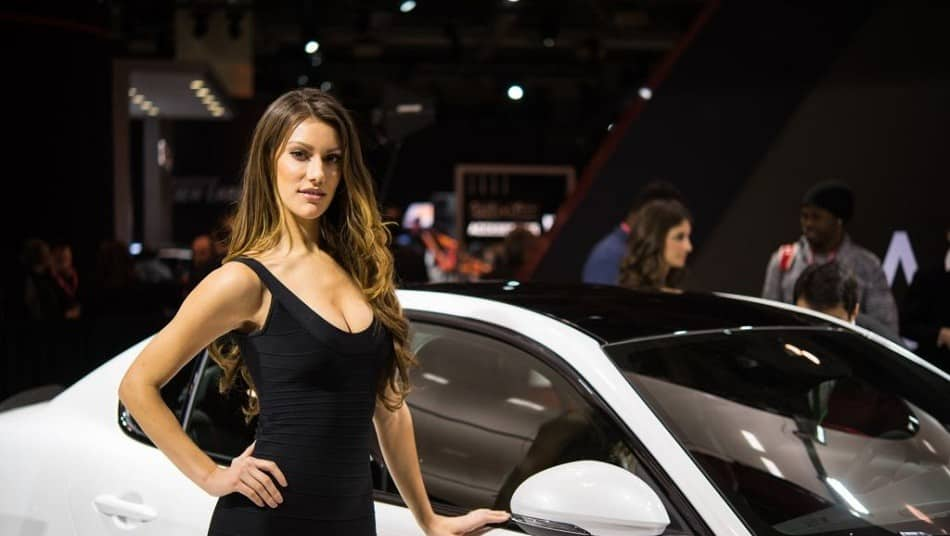 14. The Canadian International Auto Show Held in Toronto in February 2016