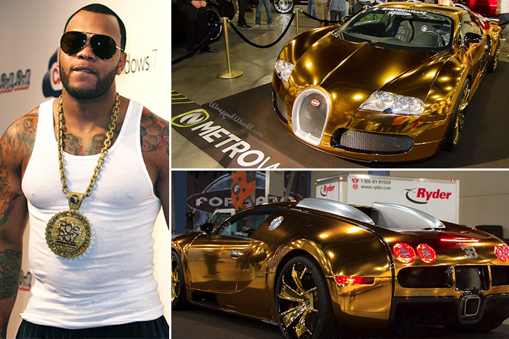 27 Jaw Dropping Celebrity Cars We Hope They Have A Really Good Car