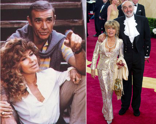 Beautiful wives of celebrities that you forgot about page 32 of 41 micheline roqueburne is a moroccan french painter who stole the heart of actor sean connery they met at a golf tournament in morocco altavistaventures Gallery